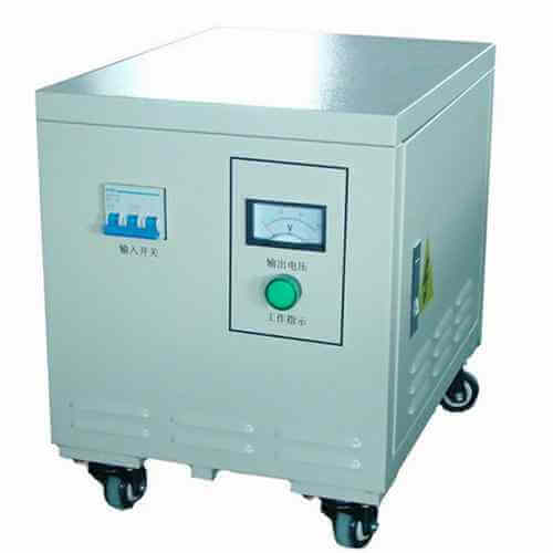 Single Phase Isolation Transformer Suppliers