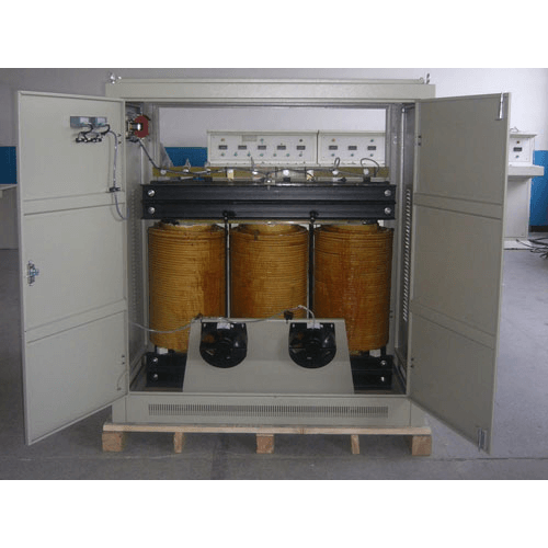 Three Phase Isolation Transformer in Upper Subansiri